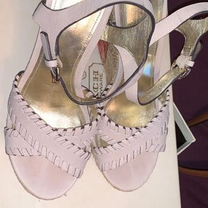 Coach Shoes - Coach Justeen Sandals wedges